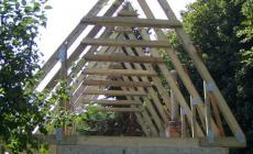 Záhradná chatka PO